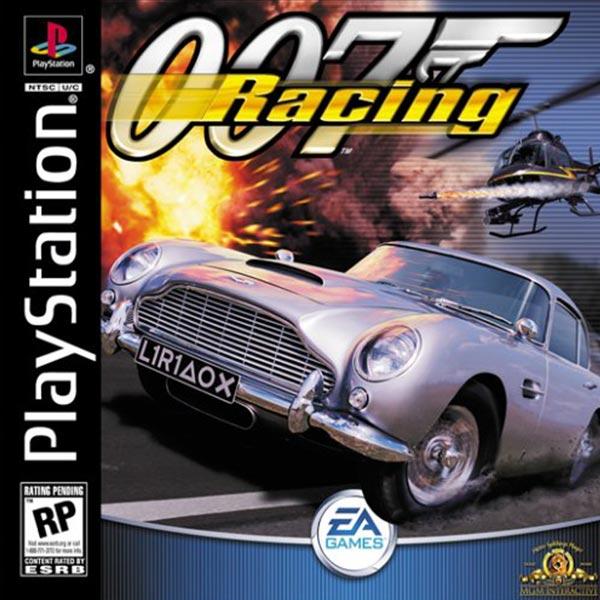 دانلود بازی 007 Racing