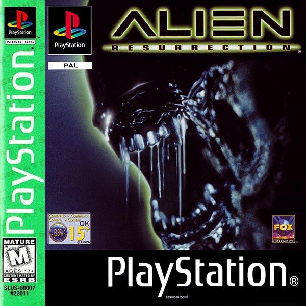 دانلود بازی Alien-Resurrection