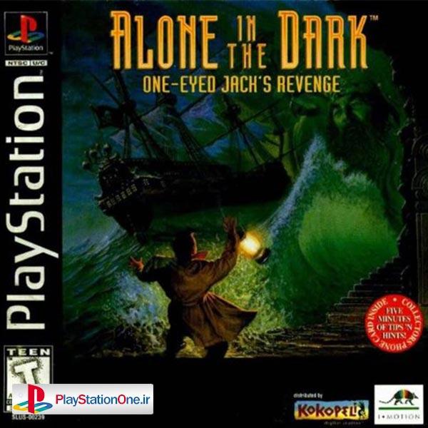 دانلود بازی Alone in the Dark - One Eyed Jack's Revenge - بازی تنها در تاریکی