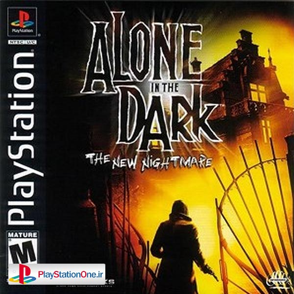 دانلود بازی Alone in the Dark - The New Nightmare