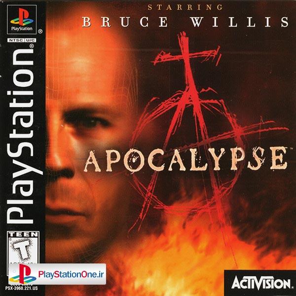 بازی Apocalypse - دانلود بازی آخر زمان پلی استیشن