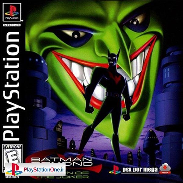 دانلود بازی پلی استیشن ۱ Batman Beyond - Return of the Joker