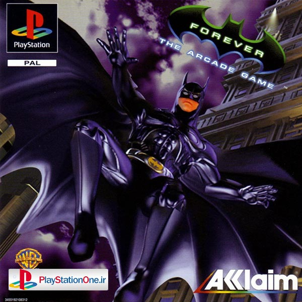 دانلود بازی Batman Forever - The Arcade Game