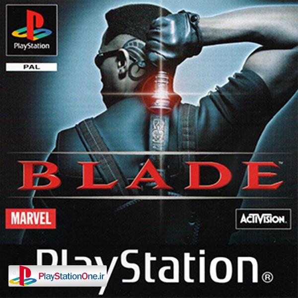 دانلود بازی تیغ پلی استشن ۱ - Blade PS1