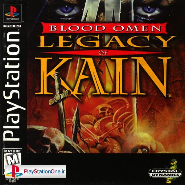 دانلود بازی Blood Omen - Legacy of Kain