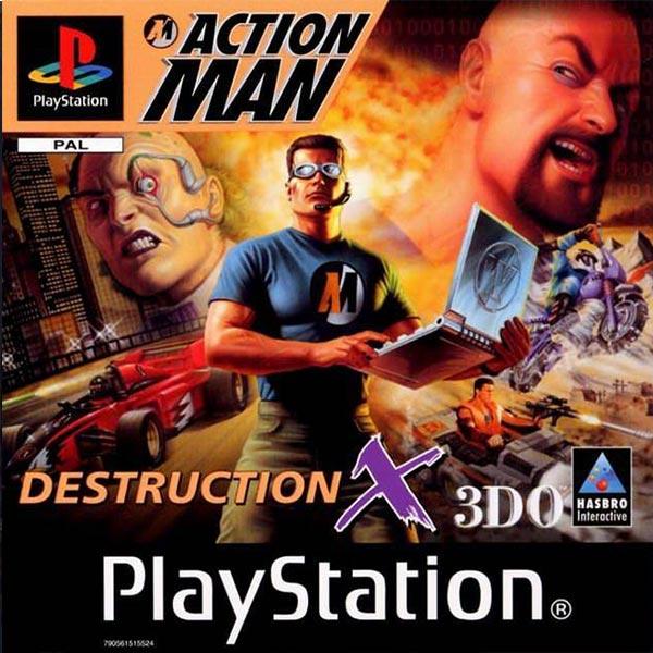 دانلود بازی Action Man - Operation Extreme