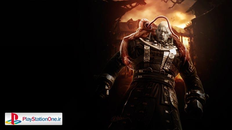 Capcom-the-Tyrant-Resident-Evil
