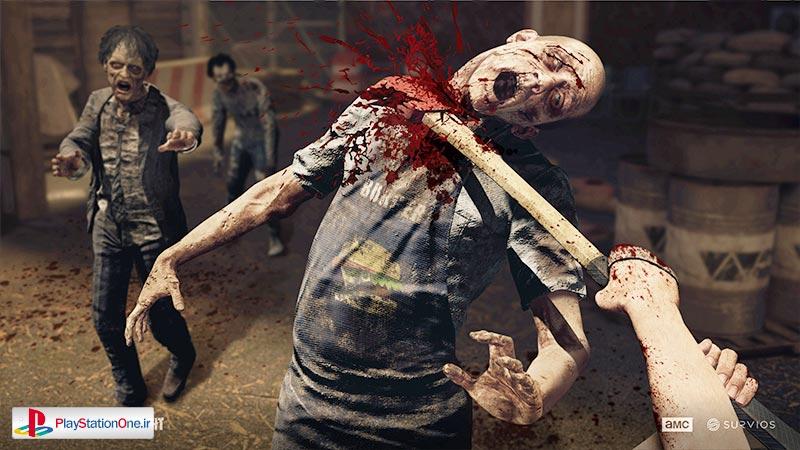 بازی هجوم مردگان متحرک