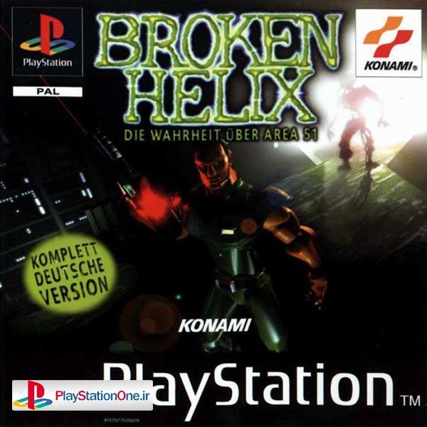 دانلود بازی Broken Helix