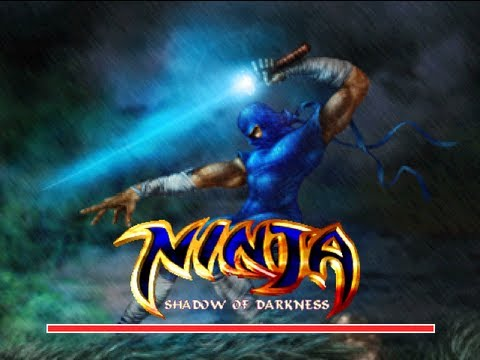دانلود بازی Ninja Shadow Of Darkness پلی استیشن ۱ نسخه اورجینال