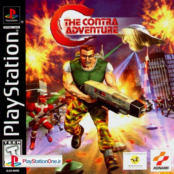 دانلود بازی کنترا - C-The-Contra-Adventure