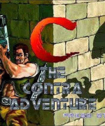 دانلود بازی پلی استیشن The Contra Adventure
