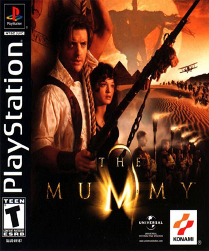 دانلود بازی The Mummy برای پلی استیشن ۱
