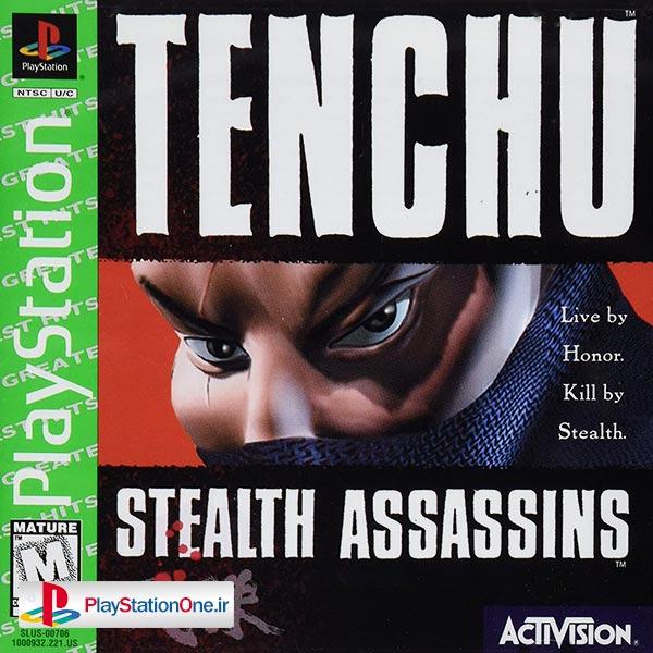 بازی تنچو پلی استیشن ۱ - Tenchu-Stealth-Assassins