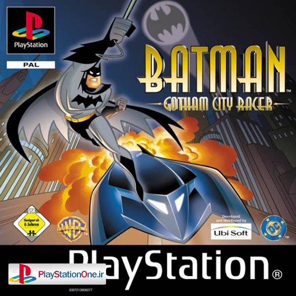 دانلود بازی Batman-Gotham-City-Racer
