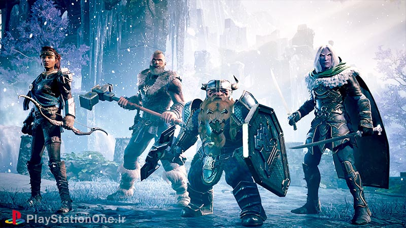بازی Dungeons & Dragons - Dark Alliance