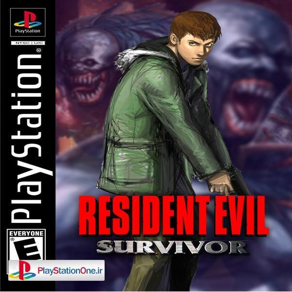 دانلود بازیResident Evil - Survivor برای ps1